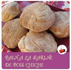 A La Farine De Pois Chiche