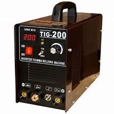 Poste Souder Tig Dell Tig Wig 200 A Avis Tests Et Prix