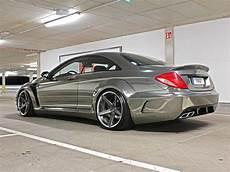Mercedes Cl 500 V8 W216 Black Edition Tuning Rennen