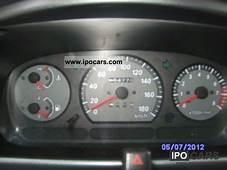 2001 Daihatsu Sirion D3  Car Photo And Specs