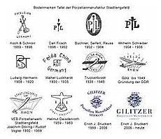 Rosenthal Figuren Verzeichnis - porzellan manufaktur lengsfeld