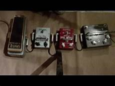 jimi pedals sabbadius quot jimi sound quot pedals set