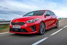 New Kia Ceed Gt 2019 Review Auto Express