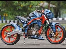Modifikasi Motor Thunder by Macam Macam Modifikasi Motor Thunder 125