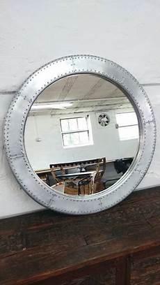 deko spiegel rund spiegel wandspiegel gro 223 silber 216 90 cm alu deko rund