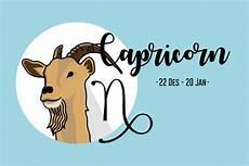 Apa Predikisi Dari Zodiak Capricorn Di Bulan Januari 2018 Ini