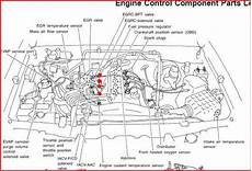2001 nissan altima engine diagram 6 best images of 2001 nissan engine diagram 2003 nissan