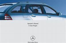 car repair manuals online pdf 2005 mercedes benz slk class windshield wipe control mercedes benz c class wagon 2005 owner s manual pdf online download