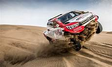 2018 Dakar Rally Everything You Need To Toyota