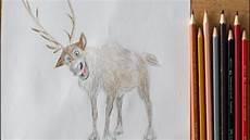 sven rentier malen aus eisk 246 nigin how to draw a reindeer