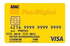 Adac Visa Gold - adac kreditkarten als gold silber oder prepaid kreditkarte
