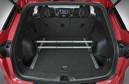 Cargo Space And Management In The 2019 Blazer &171 Harbin