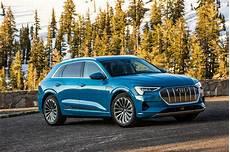 2019 audi e tron first drive electric suv is golden
