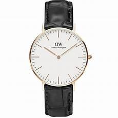 daniel wellington homme noir montre daniel wellington classic dw00100041 montre cuir