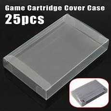 25pcs Cartridge Protector Plastic by 25pcs Cartridge Protector Plastic Cover Card Box