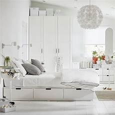 Nordli Bed Frame With Storage Ikea