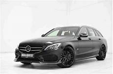 Brabus Upgrades The Mercedes C Class Estate Amg Line