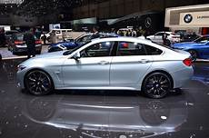 440i gran coupe 2017 bmw 4 series gran coupe facelift as 440i in frozen silver