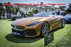 Bmw Z4 Concept Car Is An All Out Car For Purists