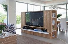Tv Partition Wall Different Angle For Tv And Position Of