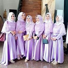 Model Syari Untuk Pesta Pernikahan Jilbab Ceruti