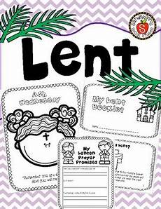 lent bundle worksheets and activities newly updated tpt