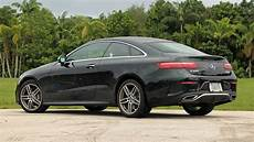 2018 Mercedes E Class Coupe Review Smooth Operator
