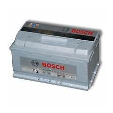 batteria auto bosch batteria auto bosch s5 100 ah 830 ah s5013 353x175x190 ebay