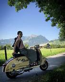 Pin By Arno Grig On Cycling Quotes  Scooter Girl Vespa