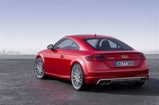 2016 Audi Tt Tts Coupe Photos Revealed Before Geneva