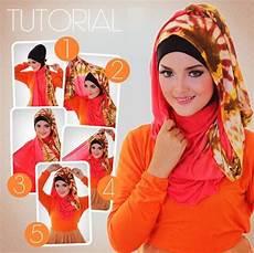 Tutorial Pashmina Farani Ragam Muslim
