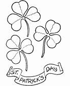 Free St Patricks Day Coloring Page & Book