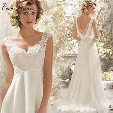 Brautkleid Boho Style - c v real photos style boho wedding dress