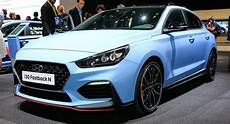 hyundai i30 fastback n looks as fast as it does slick carscoops