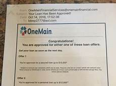Naca Customer Service Phone Number by Predatory Lending At Its Finest Onemain Financial May 03