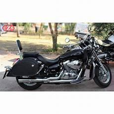 rigid saddlebags honda shadow 750 napoleon specific