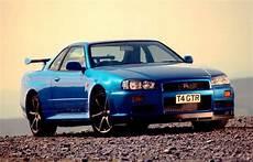 nissan skyline r34 gt r fast and furious 4 car