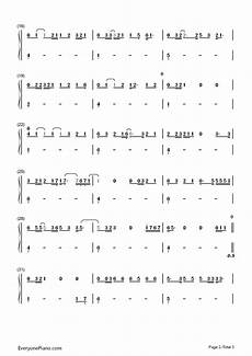 almost lover a fine frenzy numbered musical notation preview 2 free piano sheet music piano