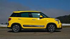fiat 500l trekking 2014 fiat 500l trekking review fiat matches big beats with tiny turbo roadshow