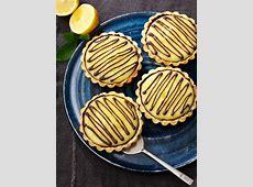 lemon chocolate tart_image