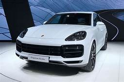 New 2018 Porsche Cayenne Turbo Unveiled – An SUV With A