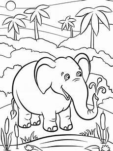 Ausmalbilder Blauer Elefant Sch 246 Ne Malvorlagen F 252 R Kinder Beliebte Bilder Zum Ausmalen