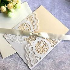 aliexpress com buy 10pcs european style wedding invitation cards laser cut out