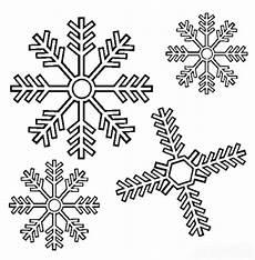 Schneeflocke Malvorlage Einfach Ausmalbilder Schneeflocke Kostenlos Batavusprorace