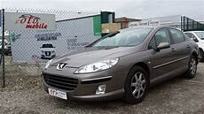peugeot priest voiture peugeot 407 executive 1 6 hdi 16v 110 fap 1 176 occasion diesel 2006 121500 km