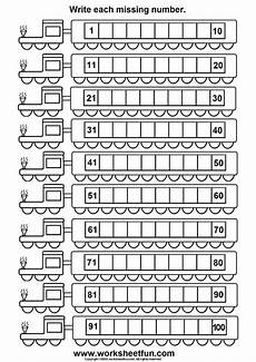 counting patterns worksheets grade 2 60 missing numbers 1 100 6 worksheets printable worksheets numbers number