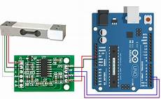 hx711 load cell lifier interface with arduino