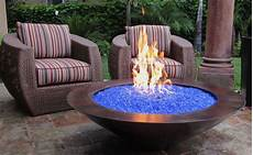 bioethanol feuerstelle outdoor 15 bowls for outdoor style and lighting home design