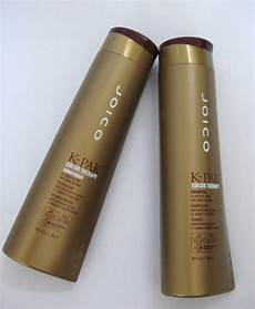 beautiful canvas joico k pak color therapy shoo and