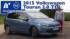 Volkswagen Touran Highline - 2015 volkswagen touran 2 0 tdi 150 ps highline